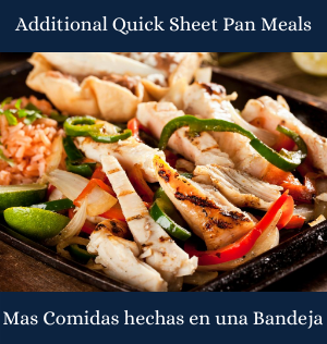 Additional Quick Sheet Pan Meals