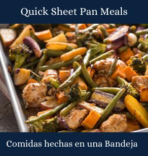 Quick Sheet Pan Meals
