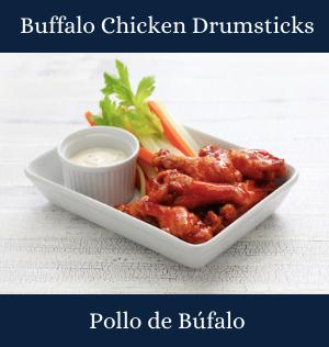 Buffalo Drumsticks